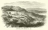 Gibeon, II, Samuel, ii, 12
