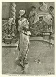 """The Daughter of Herodias danced before them"", St Matthew, XIV, 6"