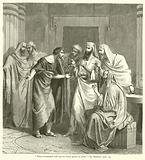 """""""They covenanted with him for thirty pieces of silver"""", St Matthew, xxvi, 15"""