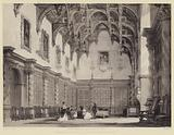 Burleigh Great Hall, Northamptonshire