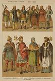 Anglo-Sajones, 500-1000
