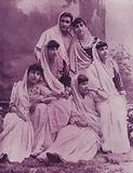Group of Parsee Ladies