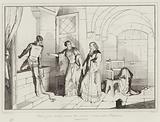 Carlo Zeno tenta invano di salvare l'imperatore Calojanni, 1376