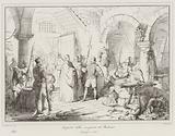 Scoperta della congiura di Bedmar, 1618