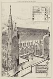Church of the English Martyrs, Great Prescot Street, Tower Hill, London for the Reverend I Matthews, OMI