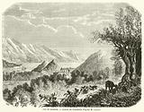 Vue de Gradina