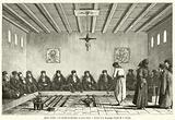Mont Athos, Le conseil des Epistates au mont Athos