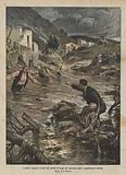 I comuni vesuviani investiti da torrenti di fango che asportano case e seppelliscono persone