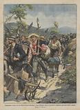 Emigrazione in massa nel territorio di Ontario (Canada), il nuovo Eldorado, dopo la scoperta …