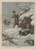 I drammi della montagna, vecchio di 81 anni salvato nell'Alta Valle Stura dopo una notte passata fra la neve