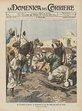 Gli avvenimenti al Marocco, la sottomissione di una tribu ribelle agli inviati del Sultano