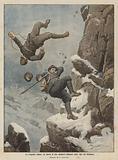 Le tragedie alpine, la morte di due alpinisti milanesi sulle Alpi del Delfinato