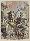 I gravi fatti del Marocco, il bombardamento ed il saccheggio di Casa Blanca