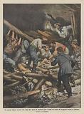 Un operaio italiano estratto vivo dopo dieci giorni di sepoltura sotto i massi del tunnel …