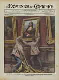 Come sia stato possibile l'impossibile, cioe il furto dal Louvre del ritratto di Monna Lisa del …