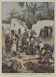 Le insidie della guerra in Tripolitania, sequestro di fucili e di munizioni scoperti dentro …