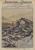 Come s'inizia, fra dolori e sangue, il nuovo anno 1915, meta della popolazione del mondo in guerra
