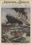 La strage degli innocenti, i tedeschi affondano il Lusitania, che trasportava quasi duemila persone