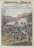 Vittorio Emanuele III al campo, soldato fra i soldati d'Italia