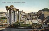 Rome, Forum, Palatine