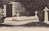 John Keble, grave, Hursley