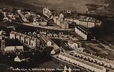 Aerial view of Dartmoor Prison, Princetown
