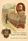 Emperor Franz Joseph I of Austria-Hungary