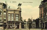 Antwerp, Entry to the Zoological Gardens