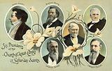 Six Presidents of the Church of Jesus Christ of Latter-day Saints