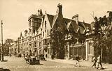 Balliol College and Trinity College Gates, Oxford