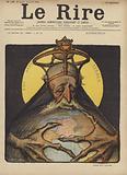 Rothschild, Illustration for Le Rire