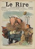Don Carlos, Illustration for Le Rire