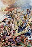 Les Gauloises de Vercingetorix
