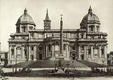 Basilica of S Maria Maggiore, The Tribune