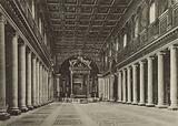 Basilica of S Maria Maggiore, Inside