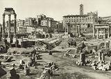 Roman Forum and Basilica Julia