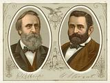 Rutherford B Hayes, Ulysses S Grant