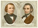 Andrew Johnson, Abraham Lincoln