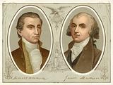 James Monroe, James Madison
