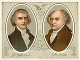 Thomas Jefferson, John Adams