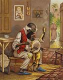 De Old Banjo