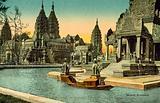 Exposition Coloniale De Marseilles, Palais De Indo Chine