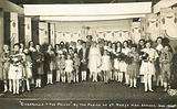 Cinderella and The Prince by the Pupils of St Mary's High School, January 1926