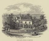 Leigh Hunt's cottage at Hampstead