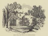 Greta Hall, the dwelling of Robert Southey