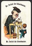 Mr Switch The Schoolmaster