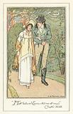 Illustration for Jane Austen's Emma