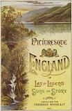 Frontispiece for Picturesque England by L Valentine