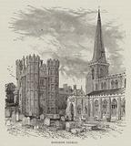 Hadleigh Church