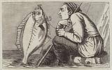 Fisherman and Flounder